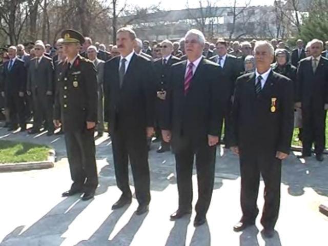 Balkan Şehitleri anıldı!