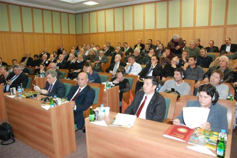 Balkan tahıl üreticileri bir araya geldi!