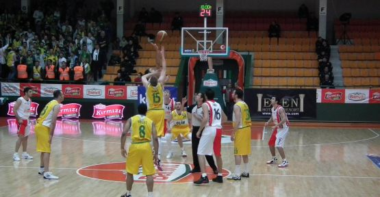 Beko Basketbol Ligi     -Bandırma Kırmızı: 68 - Olin Edirne: 74