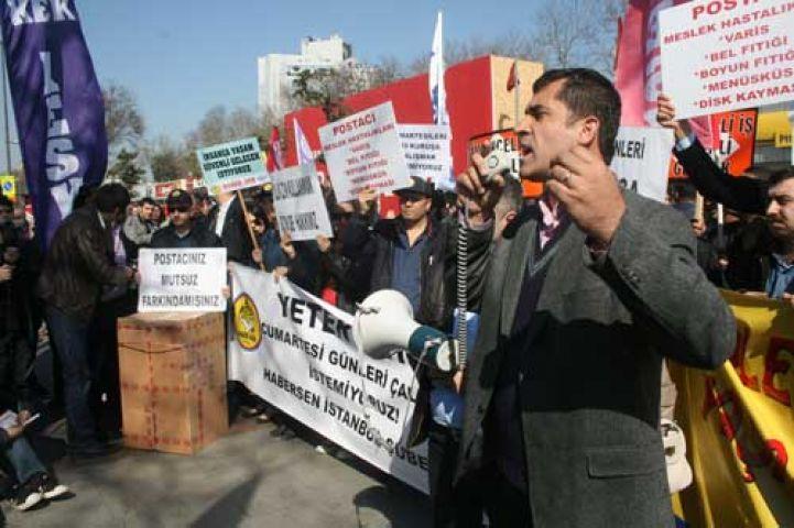 Beytekin''Hükümetin teklifi,emekçilere yapılmış saygısızlıktır