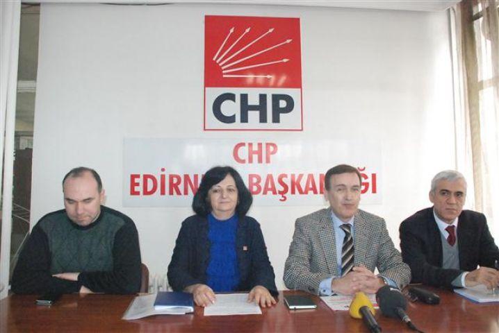 CHP İl Başkanı Ciravoğlu