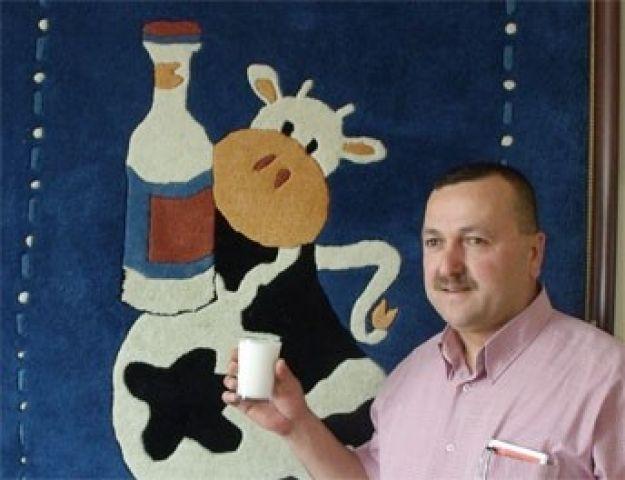 Edirne sütü AB'de!