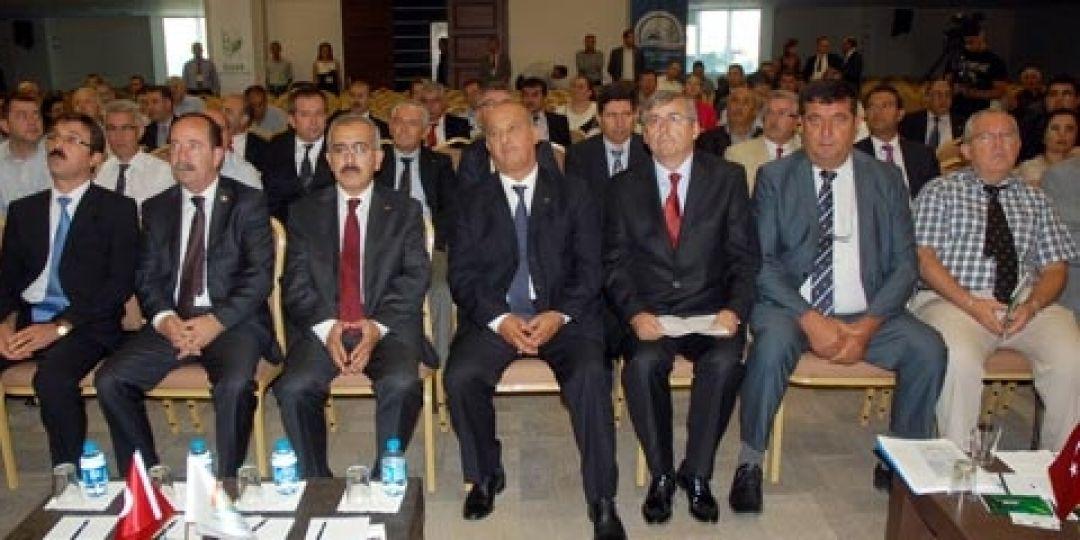 Edirne'de ''Çeltik Çalıştayı'' düzenlendi