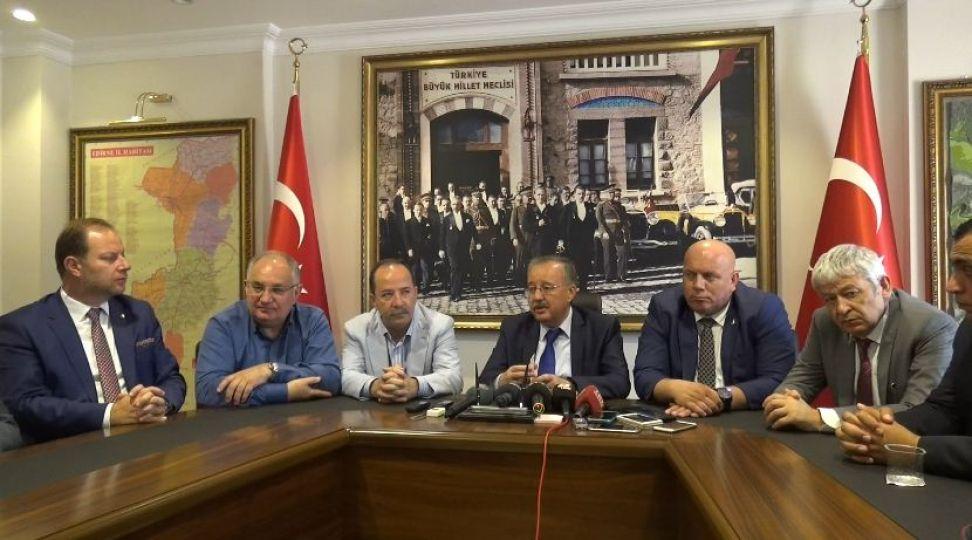 Edirne'yi köprüler korudu!