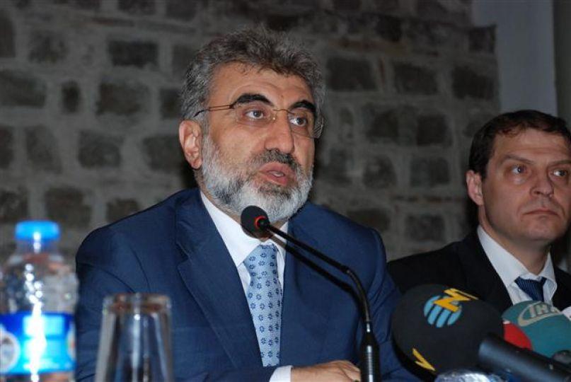 Enerji ve Tabi Kaynaklar Bakanı Edirne'de!