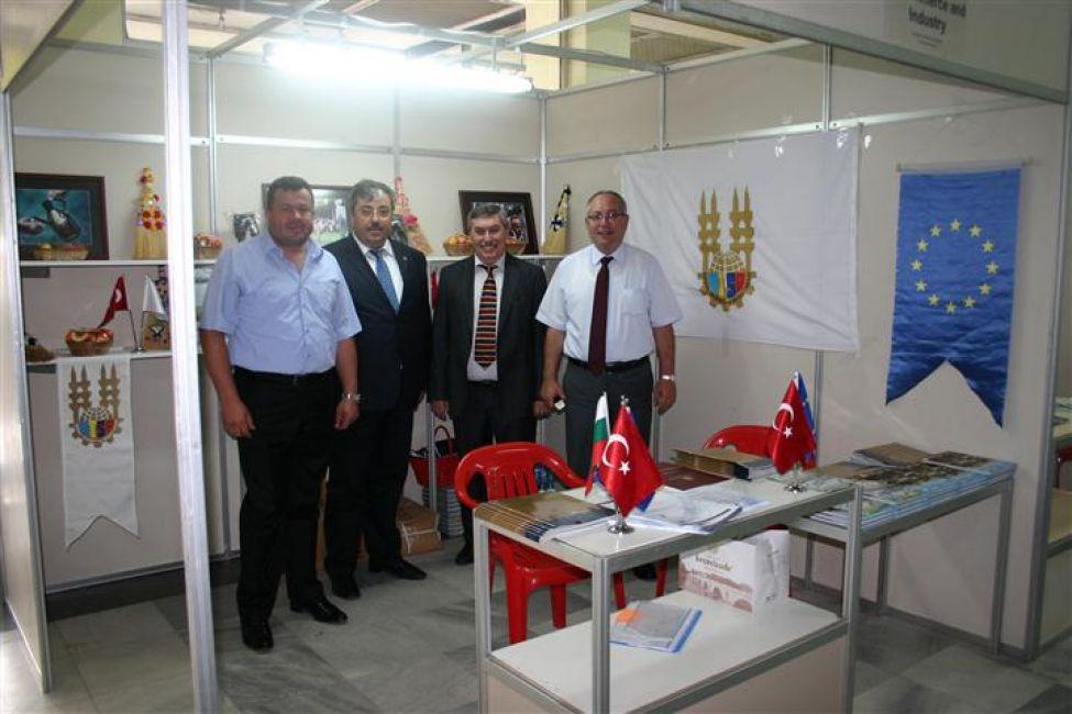 ETSO Bulgaristan'da Edirne'yi tanıttı