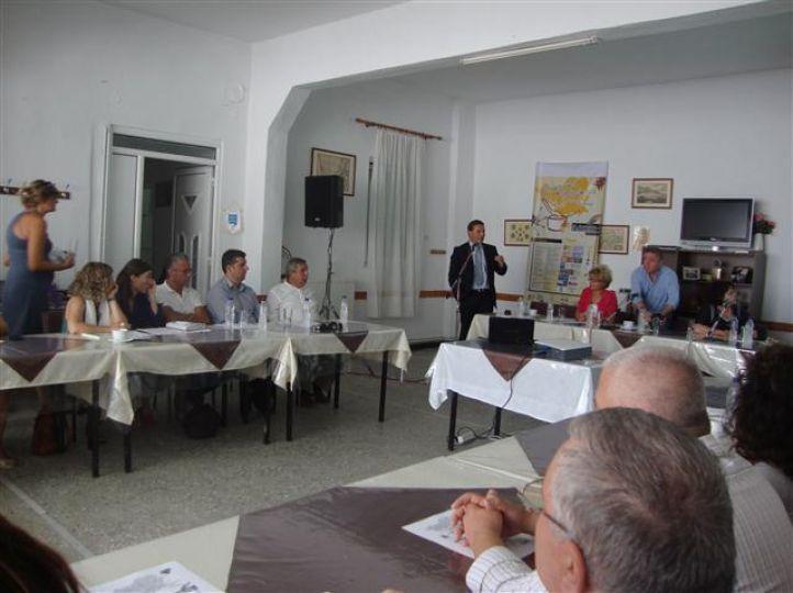 ETSO, Trigono'da Balkan yemekleri etkinliğine katıldı