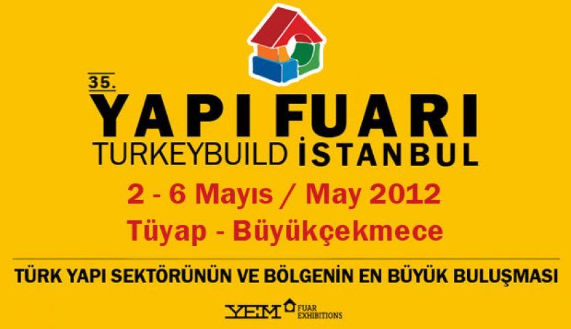ETSO, üyelerini TURKEYBUILD İstanbul 2012 Fuarı'na götürecek
