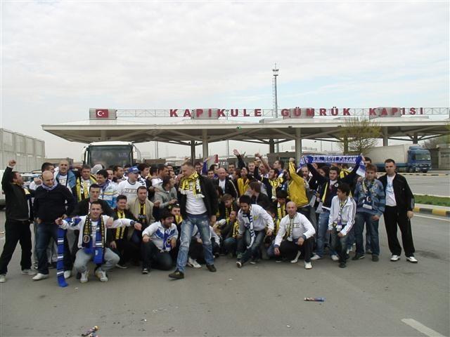 Fenerbahçe'ye Boşnak taraftar desteği!