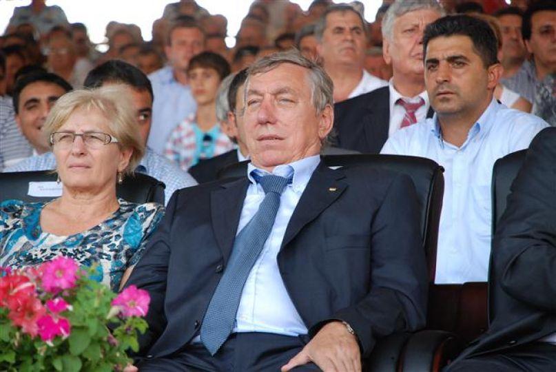 FILA Başkanı Martinetti, Er Meydanı'na geldi