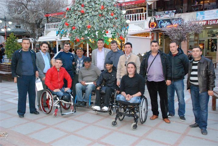 Gaziler Edirne'deydi!