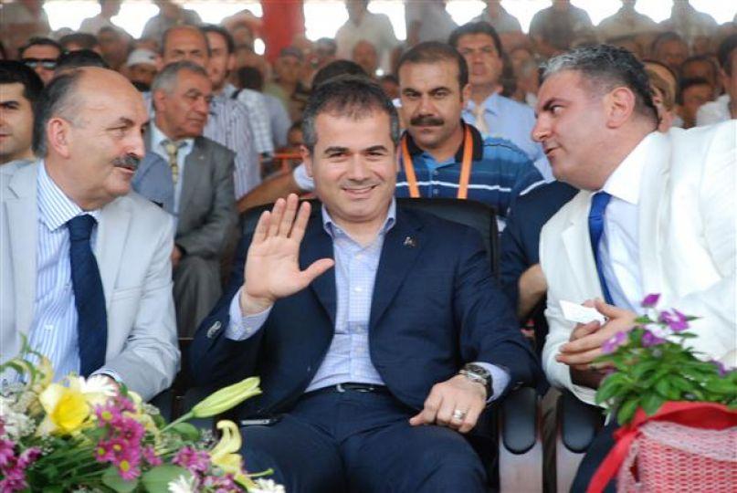 Gençlik ve Spor Bakanı Suat Kılıç Er Meydanı'nda