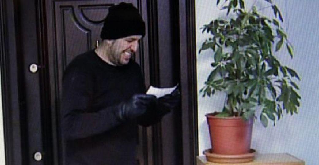 Hırsıza el ilanlı uyarı!