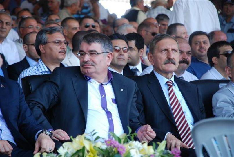 İçişleri Bakanı Şahin, Er Meydanı'nda