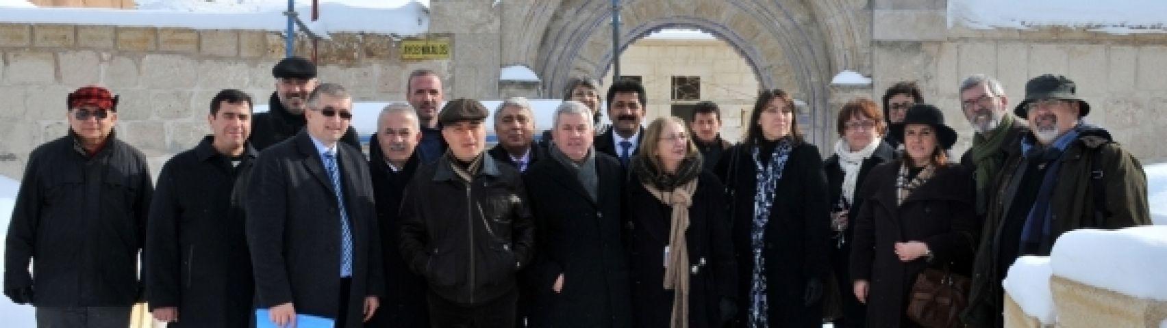 ICOMOS Edirne'de toplanacak!
