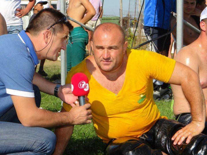 İpsala Kel Aliço Güreşlerinde Ahmet Yavuz, başpehlivan oldu