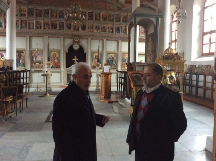 İtalyan Kilisesi müze yada kültür evi olacak!