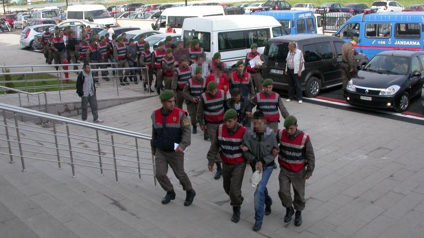 Jandarma'dan operasyon!