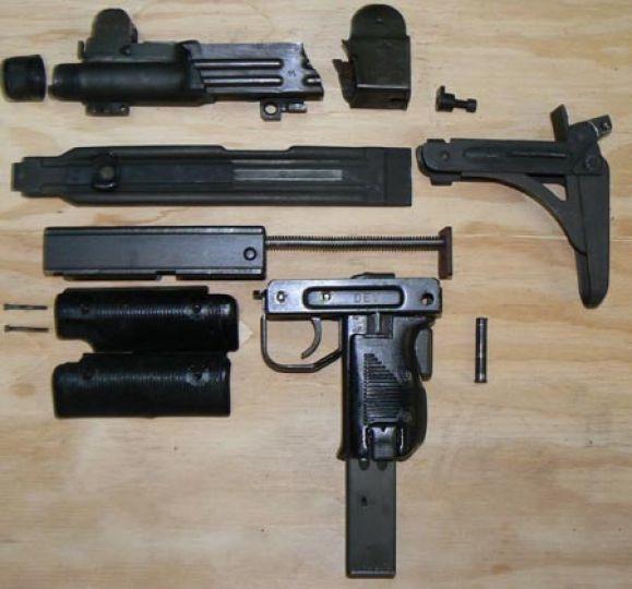 Kapıkule'de silah aksamları ele geçirildi