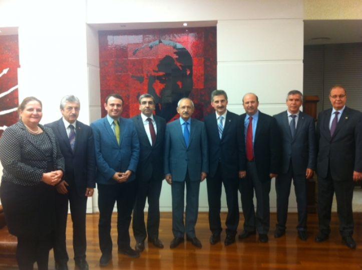 Kılıçdaroğlu Büyük Rumeli buluşmasına katılacak!