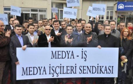 Medya İşçileri Sendikası kuruldu
