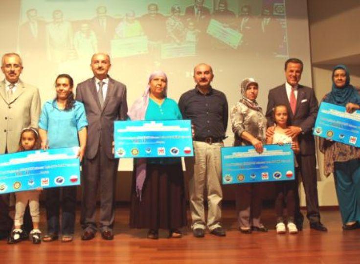 Mikrofinans Şubesi törenle açıldı