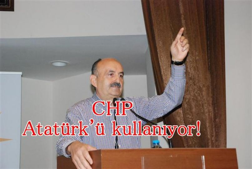 """Müezzinoğlu """"CHP'nin durumuna üzülüyorum"""""""