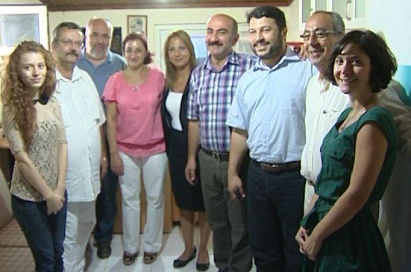 Mülteci-Der Edirne şubesi açıldı!