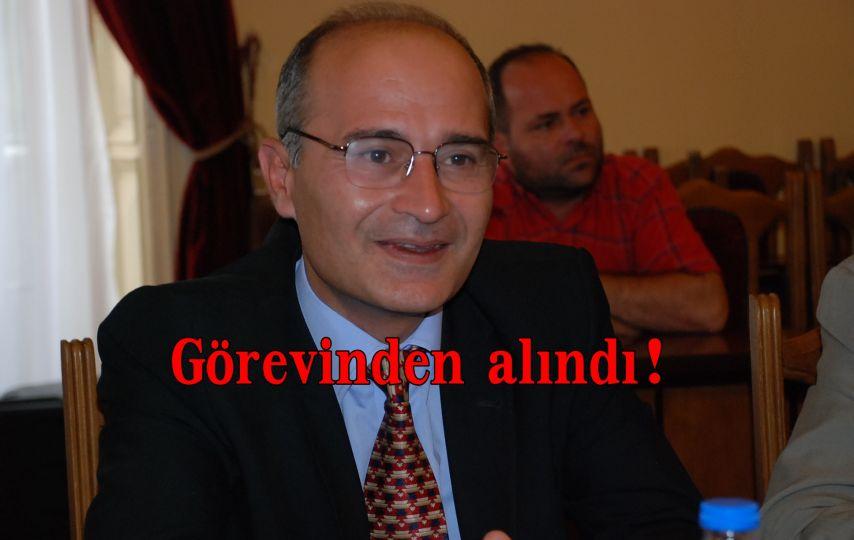 Murat Muratoğlu'nun ipi çekildi!