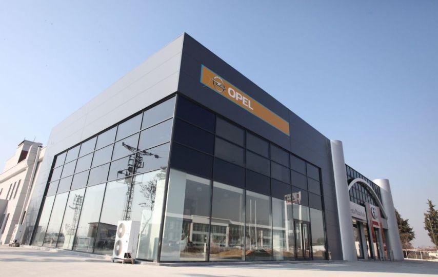 Opel Kale Edirne'de açıldı!