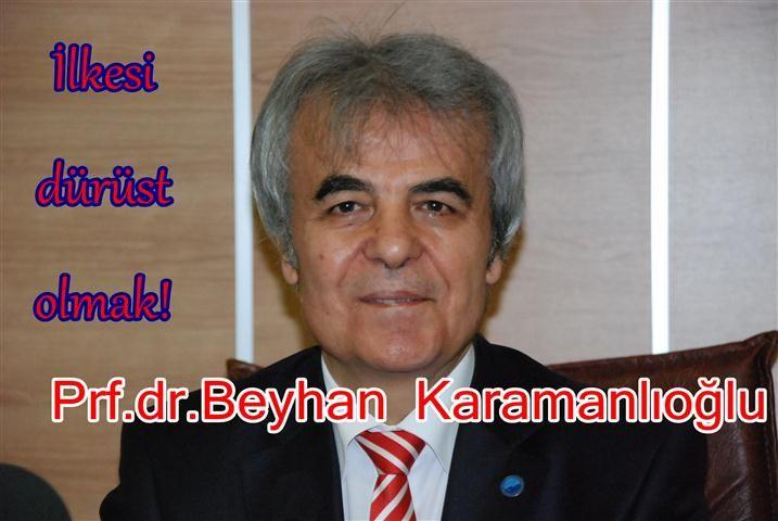 Prf.Dr.Karamanlıoğlu