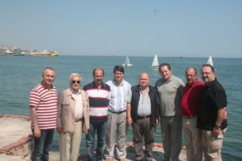 Saros Körfezi'nde yelkenler yarışacak