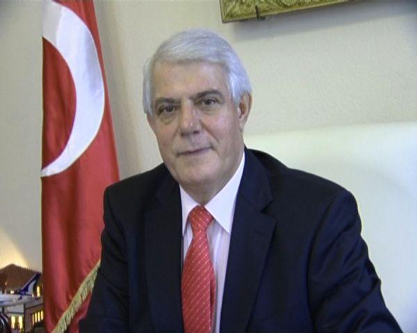 Sedefçi''Bu bayram, Türkiye Cumhuriyeti'nin çocuklara verdiği değerin göstergesidir