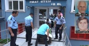 Edirne'de torun cinayeti!
