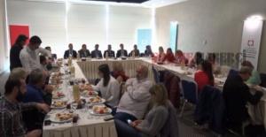 Komşu ülke gazetecileri Edirne'de!