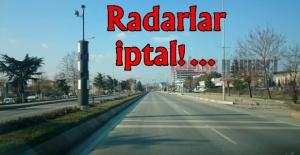 Kule Radarlar iptal!