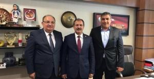 Akmeşe ve İba Ankara'da temaslarda bulundu!