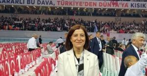 Fatma Aksal MKYK'da