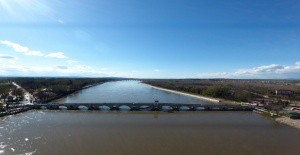 Köprüler çift yönlü açıldı!