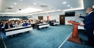 Saadet Partisi yerel seçimlere hazırlık toplantısı yaptı!