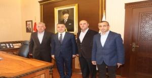 Hacıoğlu Kırklareli valisi'ne teşekkür etti!