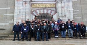 Rehber adayları Edirne'yi gezdi!