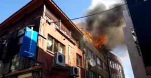 80 yaşındaki kadın çıkan yangında hayatını kaybetti!
