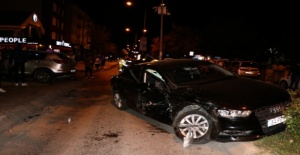 Kaza gece yarısı meydana geldi!