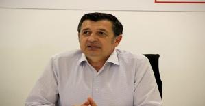 """Gaytancıoğlu, """"ayçiçeği taban fiyatı en az 3 bin 500 lira olmalı""""!"""