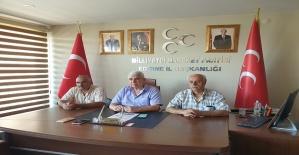 """Tercan'dan İYİ partililere """" Biz onları baba ocağına bekliyoruz!"""""""