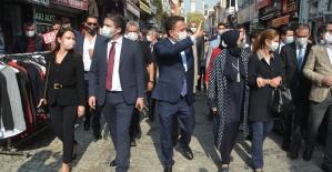 Babacan Edirne#039;den sert çıktı!