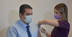 """Edirne """"CoronaVac"""" aşısında en iyi alt yapıya sahip!"""