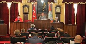 AK Parti ve MHP'li meclis üyeleri red oyu kullandı!
