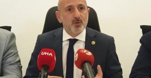 """CHP Genel Başkan Yardımcısı Öztunç """"Erdoğan eğer memleketini seviyorsa azıcık sussun!"""""""